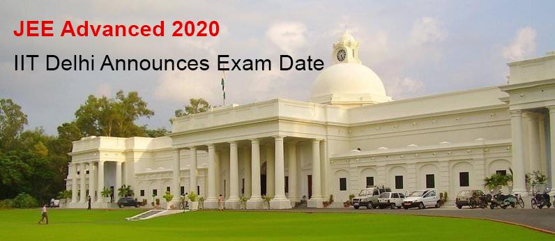 जेईई एडवांस्ड 2020 परीक्षा 17 मई को, पहली बार अमरीका में भी होगी परीक्षा .