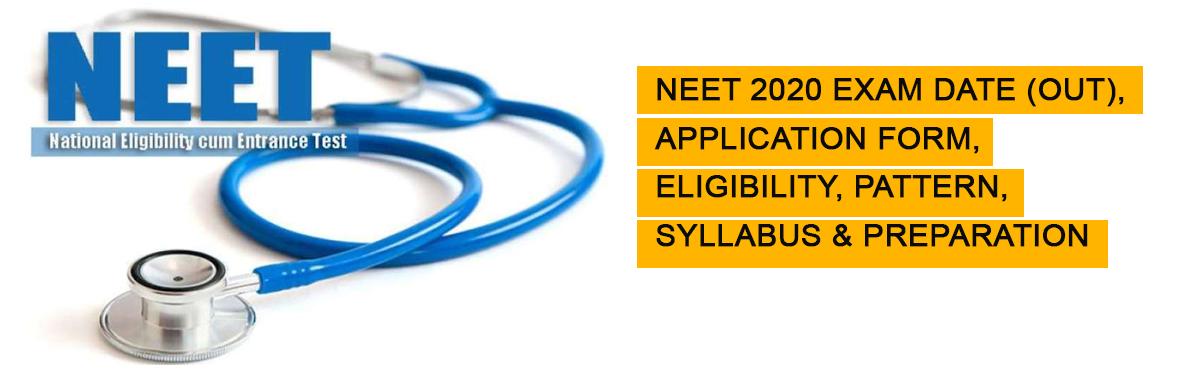 3 मई 2020 को होगी मेडिकल की सबसे बड़ी प्रवेश परीक्षा
