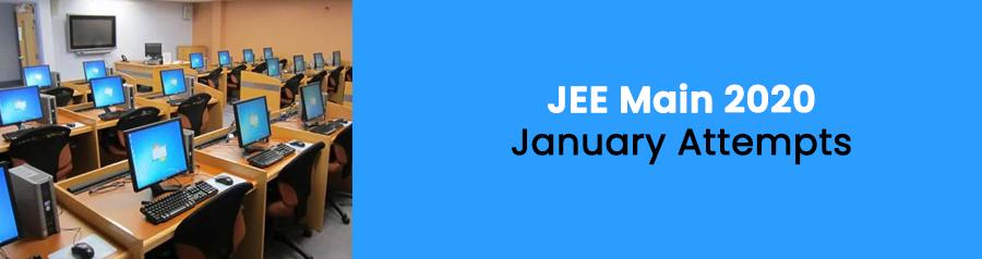 जेईई-मेन (JEE Main 2020) जनवरी-2020 के लिए 11 लाख से अधिक रजिस्ट्रेशन