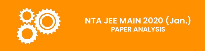 जेईई मेन्स का पेपर अंतिम दिन मध्यम स्तरीय रहा (JEE Main 2020 9-January-2020 Attempt)