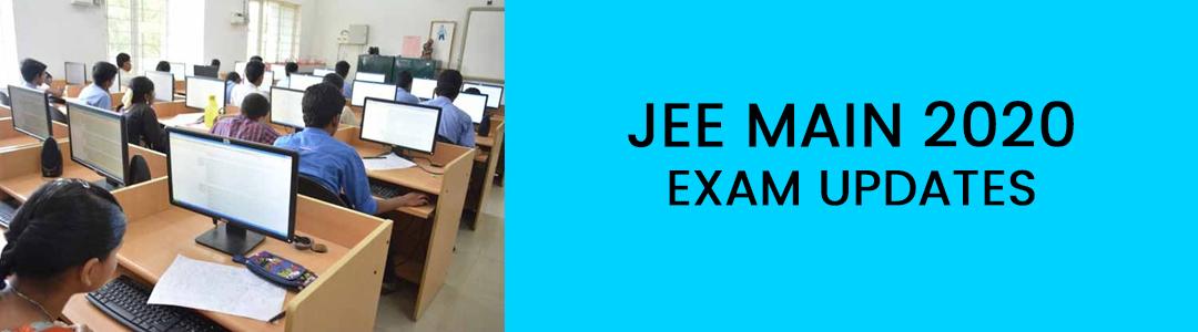 जेईई-मेन अप्रेल-2020 (JEE Main 2020) परीक्षा केन्द्र, फोटो एवं हस्ताक्षर में बदलाव संभव नहीं, करेक्शन प्रक्रिया 16 तक