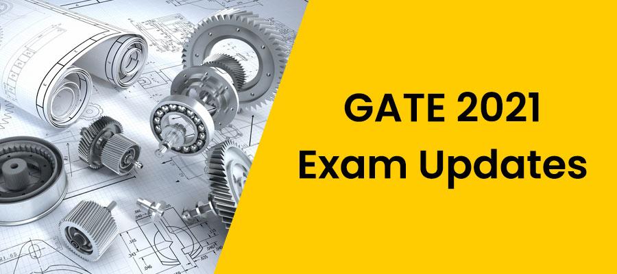 GATE 2021 : गेट परीक्षा तिथि घोषित, इस साल जुड़े दो नये विषय