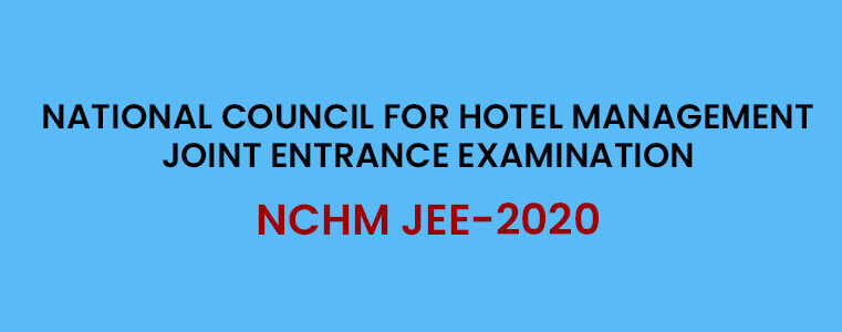 NCHM JEE-2020