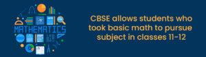 CBSE Maths