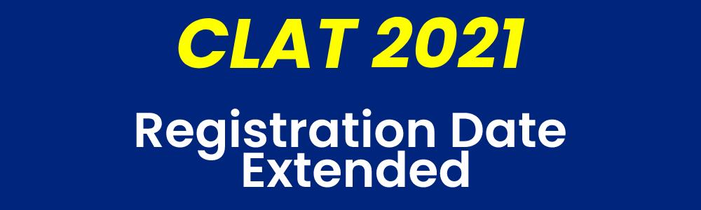CLAT 2021: क्लैट के लिए रजिस्ट्रेशन की तारीख 15 मई तक बढ़ाई गई