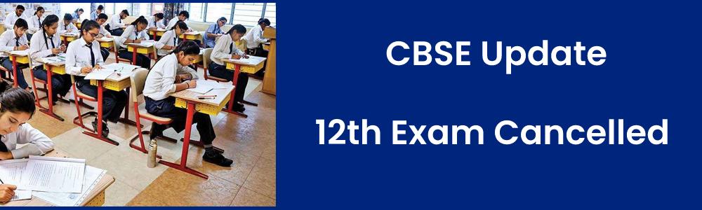 CBSE Board 12th Exam 2021 : पीएम मोदी की बैठक में बड़ा फैसला, सीबीएसई 12वीं बोर्ड परीक्षा रद्द