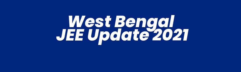 Important Exam Update: कोविड के बाद पहली स्टेट इंजीनियरिंग प्रवेश परीक्षा वेस्ट-बंगाल जेईई आज, बिट्स स्लॉट बुकिंग 17 जुलाई से